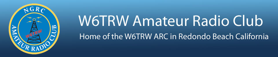 W6TRW Amateur Radio Club
